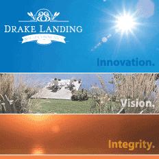 Drake Landing Web