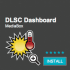 5 stars review on DLSC dashboard app, by MediaBox