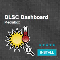 DLSC Dashboard App.
